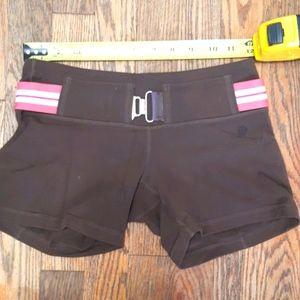"""Lululemon 10"""" shorts"""